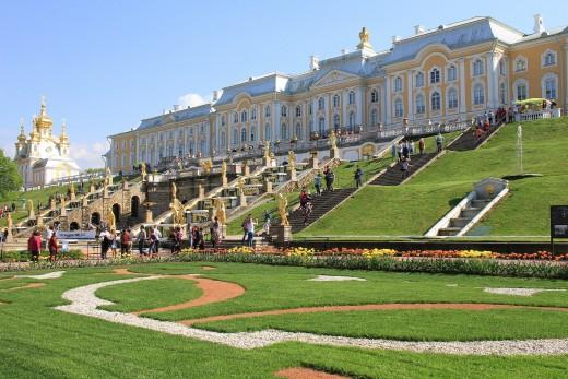 4 от най-известните дворци на <strong>Петербург</strong>