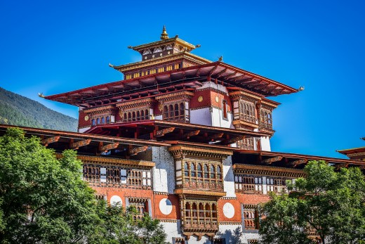 <strong>Бутан,</strong> земята на гърмящия дракон