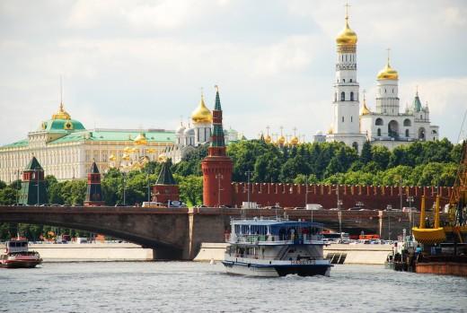Най-големите забележителности на <strong>Москва</strong>