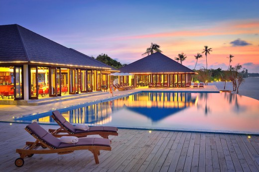 Малдиви - Atmosphere Kanifushi Maldives 5*