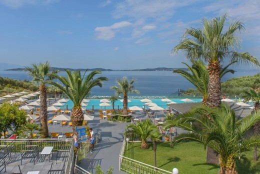 Akrathos Beach Hotel - Атон