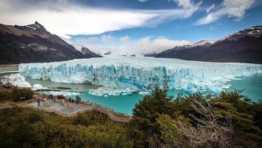 Аржентина с Патагония и водопадите Игуасу