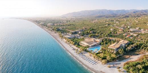Атина и почивка в Пелопонес
