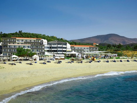 Blue Dream Palace Hotel – остров Тасос