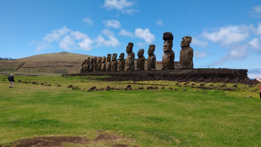 Чили и Великденският остров