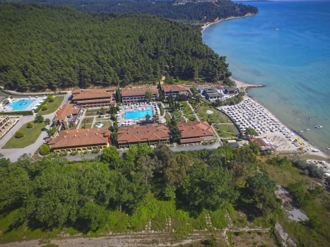Club Calimera Simantro Beach 4*, Касандра