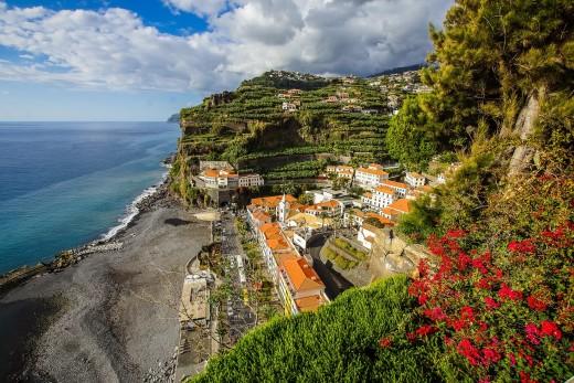 Цветовете на Португалия и о-в Мадейра