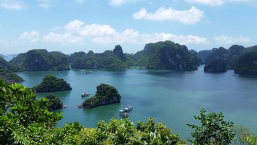 Северен и Южен Виетнам, Лаос и Камбоджа