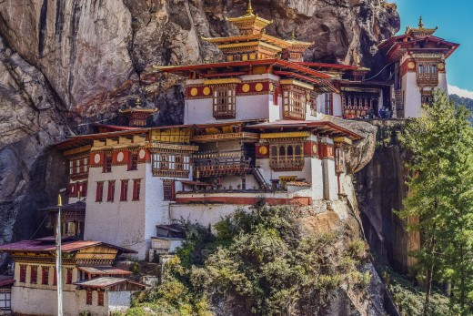 Хималайска приказка в Непал, Бутан и Индия