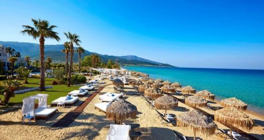Ilio Mare Beach Hotel 5*, остров Тасос