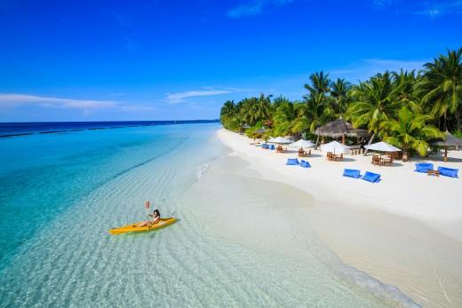 Малдиви - Kurumba Maldives 5*