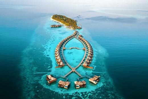 Малдиви - Lily Beach Resort & Spa 5*
