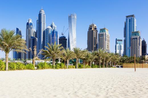 Майски празници в Дубай
