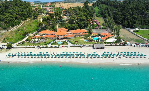 Possidi Holidays Resort 4* +, Касандра