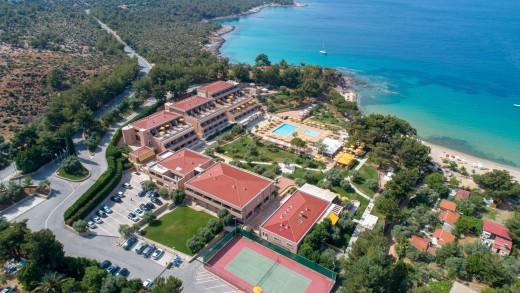 Royal Paradise Beach Resort & Spa – остров Тасос