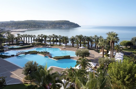 Sani Beach Hotel & Spa 5*, Касандра