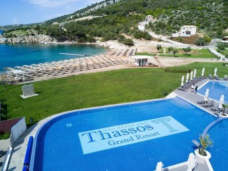 Thassos Grand Resort 5*, остров Тасос