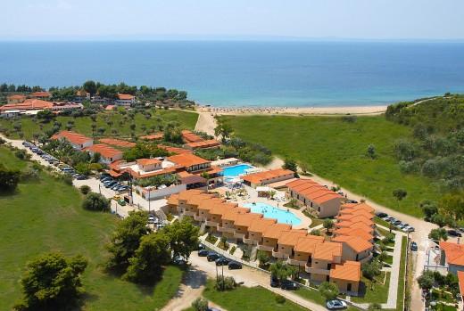 Village Mare Hotel 4*, Ситония