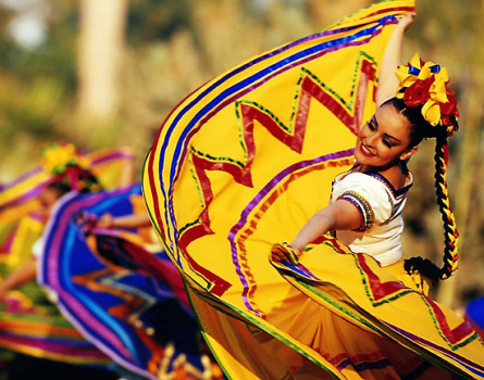 Великден в Мексико